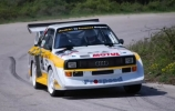 770 AG turintis Audi Quattro S1 Group B monstras