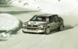 Lancia Delta WRC 1991 metų ralio istorija