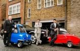 Britai atgaivins mažiausio pasaulyje automobilio gamybą