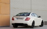 Mercedes-Benz C63 AMG - pikčiausias BMW M3 priešas