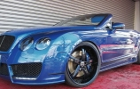 Bentley Continental GTC patobulintas Office K