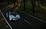 BMW i8 - koncepcinis sportinis hibridas