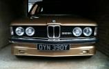 BMW 323i atgimimas