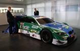 BMW DTM lenktyninis automobilis