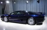 Greičiausias serijinis Jaguar švenčia jubiliejų