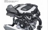 Naujasis Audi V6 BiTDI variklis