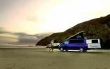 Volkswagen Transporter kemperis