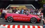 Volkswagen Golf GTI kabrioletas