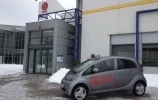 Mitsubishi i-MiEV Lietuvoje