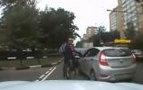 Karštakošis dviratininkas