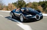 Dar viena Bugatti Veyron versija Vitesse