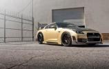 Auksinis, aukso vertas, Nissan GT-R