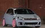 Legalus gatvės chuliganas - Volkswagen Golf GTI