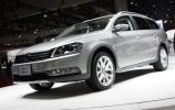 VW Passat konceptas Alltrak pristatomas New York'e