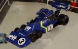 Tyrrell P34 Cosworth - šešių ratų F-1 bolido istorija