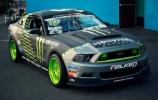 Vaughn Gittin automobilsi skirtas šių metų Formula Drift