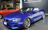 BMW M6 kabrioleto pasaulinė premjera