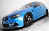 """EAS kompanijos mėlynasis """"baudėjas"""" BMW M3"""