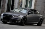 Audi S8 Superior Grey Edition iš Anderson Germany kompanijos garažo