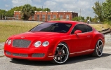 "Bentley Continental GT ""Fireball"""