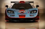 Glf McLaren F1  GTR bus parduodamas