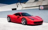 HRE Performance Wheels papuošė Ferrari 458 Italia
