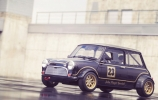 Švedas sukūrė 3D John Player Mini Cooper
