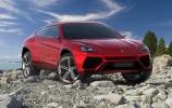 Lamborghini pristatė savo visureigį Urus