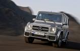 Dar daugiau Mercedes-Benz G63 AMG