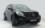 Lorinser kompanijos garažo gražuolis Mercedes-Benz ML Class
