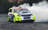 Puma debiutavo RallyCross