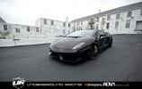 Juodai gražus Lamborghini Gallardo