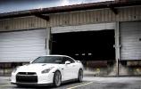 Nissan GT-R pagal 360 Forged kompaniją