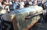 Jay Leno pademonstravo savo lėktuvo varikliu varomą Fiat Botafogo Special