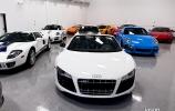 3 milijonų dolerių automobilių kolekcija