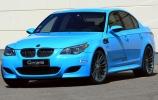 Šeimyninis BMW M5 viesulas