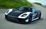 Porsche 918 Spyder jau ne už kalnų