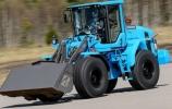 Žydrasis traktorius rekordininkas