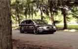 Kerintis Audi A4 šeimyninis universalas