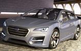 Naujasis Subaru WRX modelis