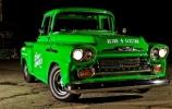 Video istorija iš 4 dalių apie elektrinį Chevrolet Apache