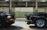 Lenkijos Mustang klubas sukūrė muzikinį kūrinį