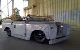 Land Rover ir Volkswagen hibridas