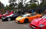 Cars & Coffee, Paryžiuje pirmasis 2012 susitikimas