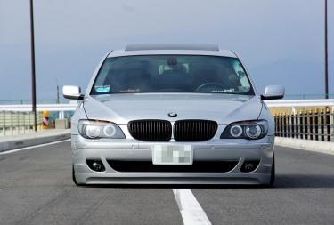 Modifikuotas 7 serijos BMW E65