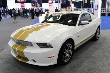 Shelby jubiliejaus proga pristatė proginę Mustang versiją
