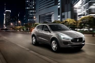 Maserati visureigis Kubang