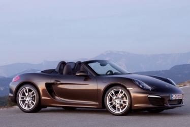 Naujasis Porsche Boxter