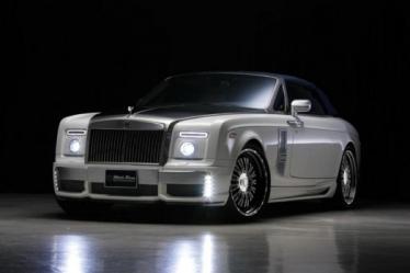 Pagražintas Rolls Royce Phantom Drophead Coupe