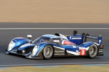 Peugeot pasitraukia iš LeMans lenktynių